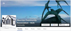 SCA on Facebook