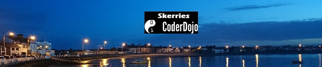 Skerries CoderDojo the cover