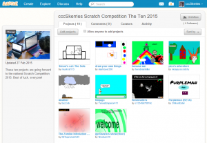 2015 Scratch Competition Entries