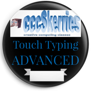 Preview Touch Typing Advanced