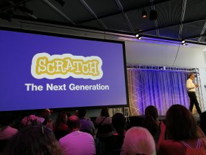 Scratch – the Coding Platform for Young People with Inbuilt Creativity and …. Community!